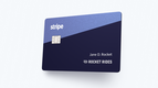 Payments giant Stripe debuts a credit card in its latest step into the financing fray