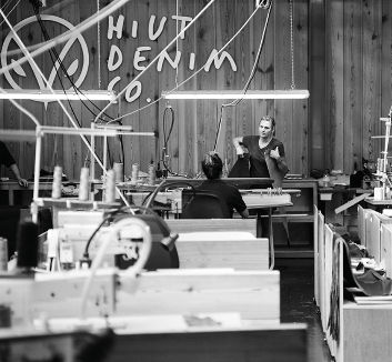 The Hiut Denim Company